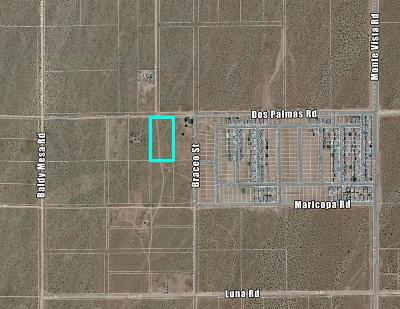 Victorville Residential Lots & Land For Sale: Dos Palmas Road