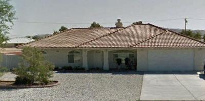 Apple Valley Single Family Home For Sale: 21030 Us Highway 18