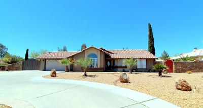 Victorville Single Family Home For Sale: 13168 3rd Ave Avenue