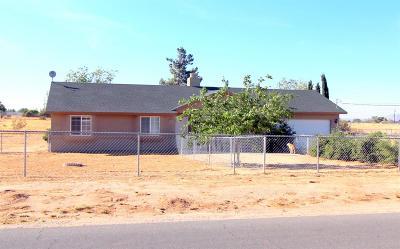Hesperia Single Family Home For Sale: 17904 Fresno Street