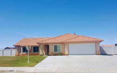Hesperia Single Family Home For Sale: 15122 Kimball Street