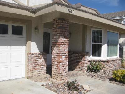 Victorville Single Family Home For Sale: 17880 Ferndell Court