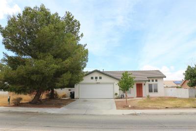 Adelanto Single Family Home For Sale: 14432 Pearmain Street