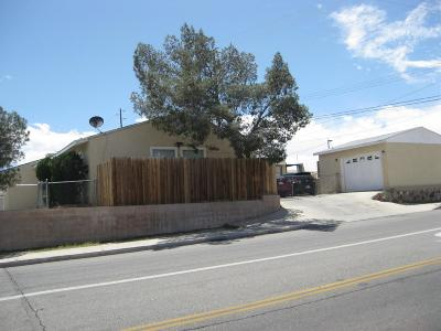 Barstow Single Family Home For Sale: 550 Lillian Drive