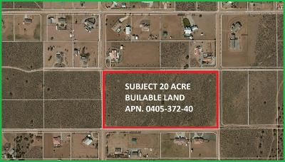 Hesperia Residential Lots & Land For Sale: 7795 Fuente Avenue