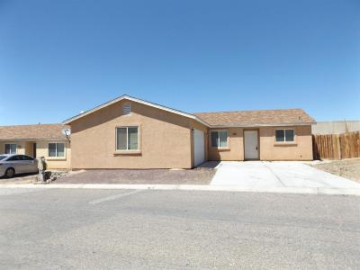 Barstow Single Family Home For Sale: 25014 Camino Del Norte