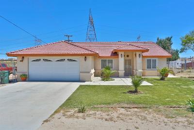 Victorville Single Family Home For Sale: 16457 Llanada Avenue