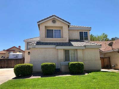 Victorville Single Family Home For Sale: 15493 Morro Bay Lane