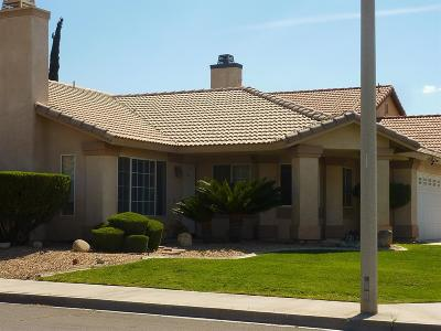 Victorville Single Family Home For Sale: 12585 Fox Tail Way