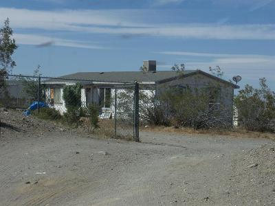 Phelan CA Single Family Home For Sale: $159,500