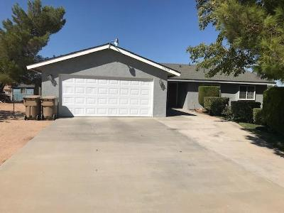 Hesperia Single Family Home For Sale: 11820 1st Avenue