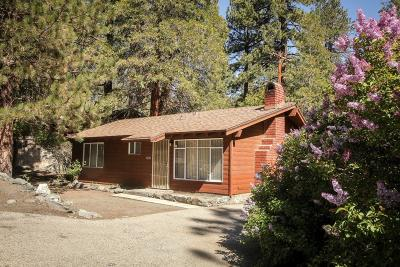Wrightwood Single Family Home For Sale: 1590 Linnet Road