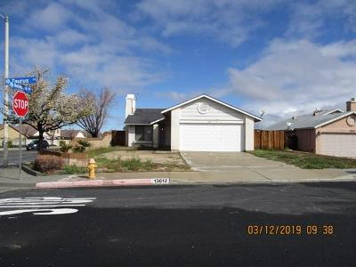 Victorville Single Family Home For Sale: 13612 Taurus Lane