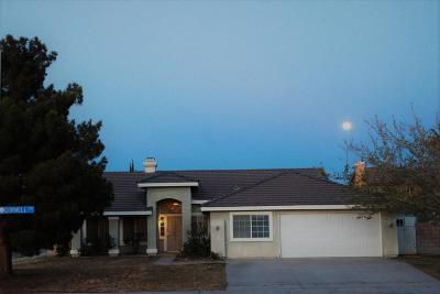 Victorville Single Family Home For Sale: 13289 Cornell Circle