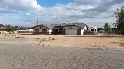 Apple Valley Single Family Home For Sale: 19945 Serrano Road