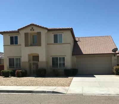 Adelanto Single Family Home For Sale: 11021 Windcrest Court