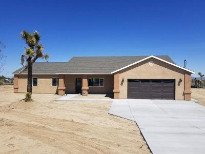 Phelan CA Single Family Home For Sale: $350,000