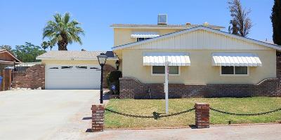 Barstow Single Family Home For Sale: 417 Oakmont Drive