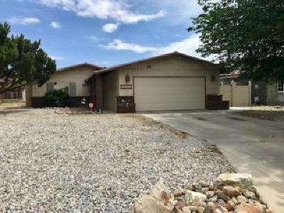 Victorville Single Family Home For Sale: 13699 Driftwood Drive