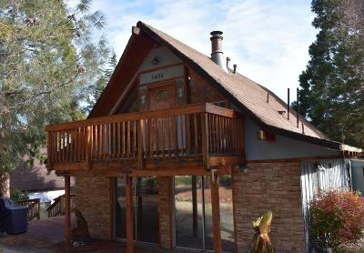 Wrightwood Single Family Home For Sale: 5409 Zurich Drive