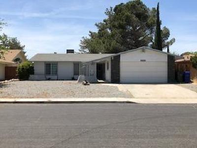 Victorville Single Family Home For Sale: 13912 Smoke Tree Road