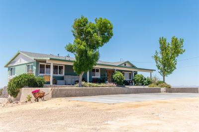 Barstow Single Family Home For Sale: 34366 Highland Avenue