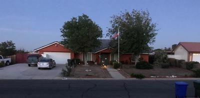 Victorville Single Family Home For Sale: 11613 Topaz Road