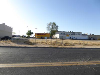 Victorville CA Commercial Lots & Land For Sale: $50,000