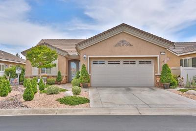 Apple Valley Single Family Home For Sale: 19447 Verbena Street