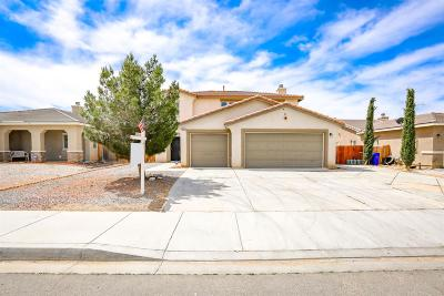 Adelanto Single Family Home For Sale: 10523 Lee Avenue