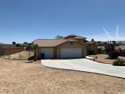 Victorville Single Family Home For Sale: 12763 5th Avenue