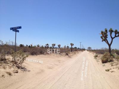 Victorville Residential Lots & Land For Sale: Sierra Road