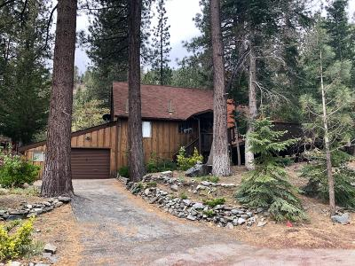Wrightwood Single Family Home For Sale: 26704 Raven Road