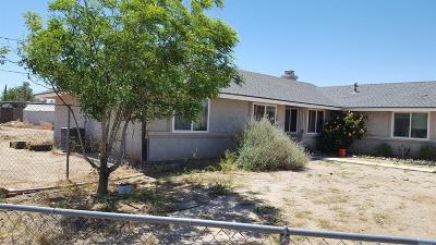 Victorville Single Family Home For Sale: 15687 Sitting Bull Street