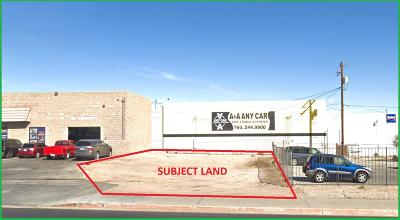 Hesperia Commercial Lots & Land For Sale: Main Street