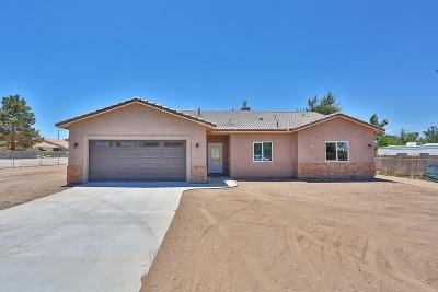 Hesperia Single Family Home For Sale: 7516 Cottonwood Avenue