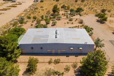 Hesperia Commercial For Sale: 16801 Hercules Street