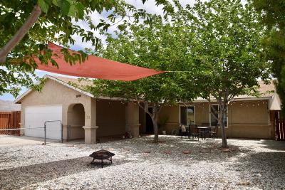 Victorville Single Family Home For Sale: 16389 Victoria Drive