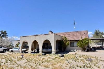Lucerne Valley Single Family Home For Sale: 11510 Lakeview Avenue