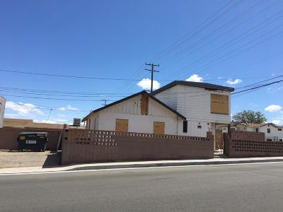 Barstow Single Family Home For Sale: 209 S 1st Avenue