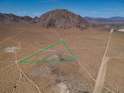 Lucerne Valley Residential Lots & Land For Sale: 31450 Squaw Bush Road