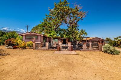 Pinon Hills Single Family Home For Sale: 840 Juniper Road #289