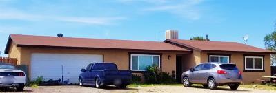 Hesperia Single Family Home For Sale: 10628 Cypress Avenue