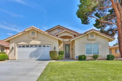 Victorville Single Family Home For Sale: 13305 Country Club Drive