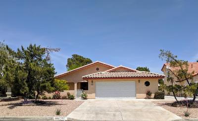 Helendale Single Family Home For Sale: 14694 Robin Lane