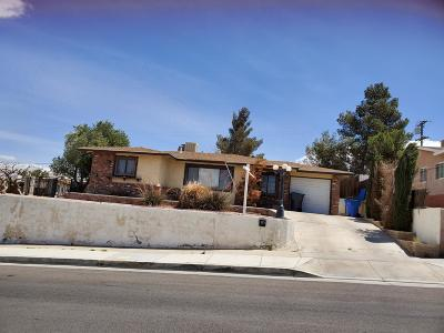 Barstow Single Family Home For Sale: 301 S Muriel Drive