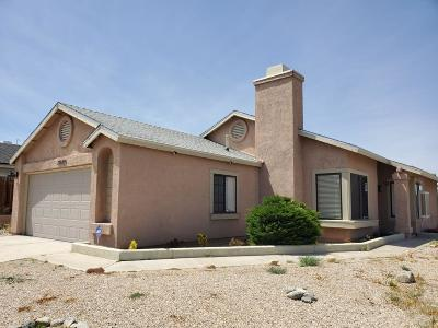 Victorville Single Family Home For Sale: 13620 Taurus Lane