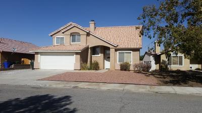 Victorville Single Family Home For Sale: 13035 Madison Circle