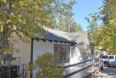 Wrightwood Single Family Home For Sale: 1698 Twin Lakes Road