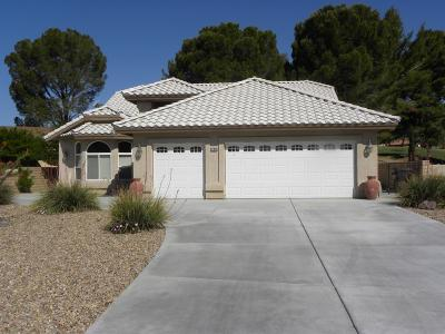 Helendale Single Family Home For Sale: 27940 Forest Court